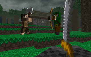 Screenshot of Medieval War Survival Craft