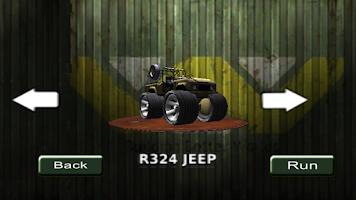 Screenshot of all terrain racing game