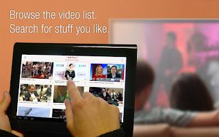 Screenshot of Flipps - Movies, Music & TV