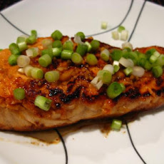 Pan-Grilled Salmon