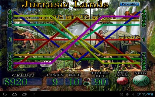 Jurassic Lands Slot Machine