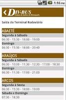 Screenshot of DIV-BUS - Linhas de Ônibus