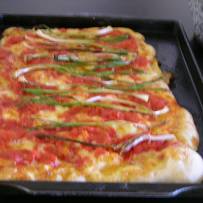 MAGIC PIZZA WITH RAMPS AND ANCHOVIES