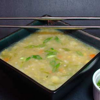 Home » Soups » Sweet Corn Soup – Indian Chinese Version