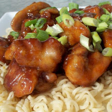 Honey-Glazed Chicken