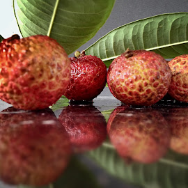 Lychees by Janette Ho - Food & Drink Fruits & Vegetables (  )