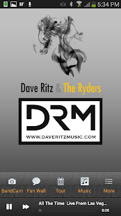 Dave Ritz & The Ryders - screenshot