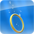 Water Bubble Ring Toss icon