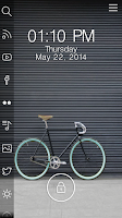 Screenshot of Bicycle - Start Theme