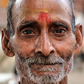 The Pain by Rakesh Syal - People Portraits of Men ( , Travel, People, Lifestyle, Culture )