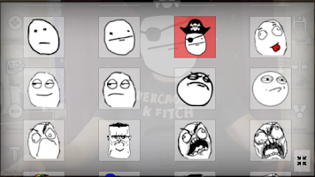 Screenshot of ModFace