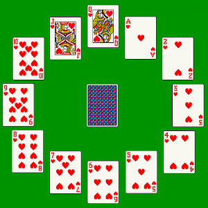 Clock Solitaire For PC
