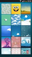 Screenshot of Wallpapers for Chat