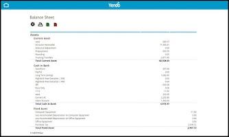 Screenshot of Yendo Accounting