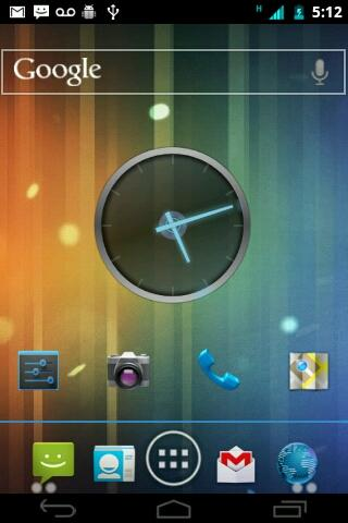 ICS Mint CM7 Theme