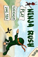 Screenshot of Ninja Rush HD