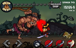 Screenshot of Colosseum Heroes