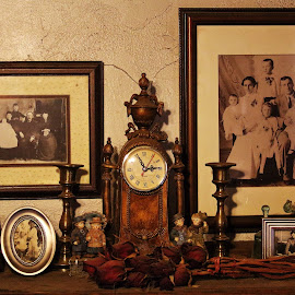 Missed Deadlines by Cheryl Petretti - Novices Only Objects & Still Life ( time, family, family time, clocks, heritage )