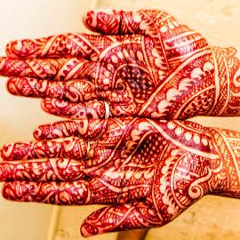 Herbal Tattoo - India by Ravi Sharma - People Body Art/Tattoos ( herbal tattoo, tattoos, indian tattoo, body art, tattoo, body paint )