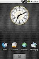 Screenshot of Big Ben Clock Widget 2x2