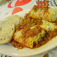 Lasagna Roll-Ups Ww Points 4