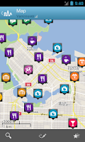 Screenshot of Vancouver Travel Guide Triposo
