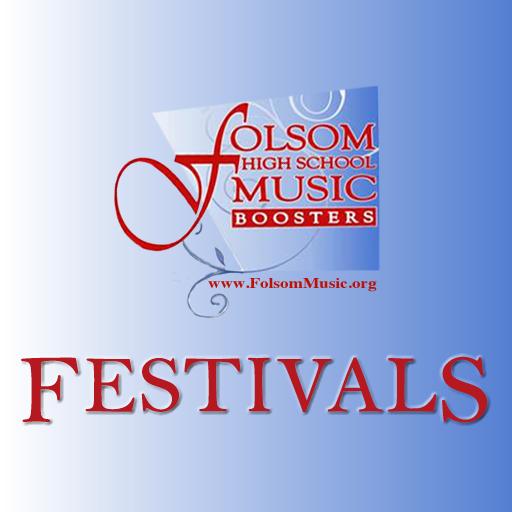 Folsom Music Festivals LOGO-APP點子