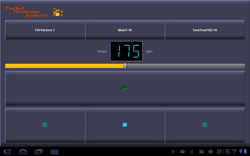 PocketDrummer Android