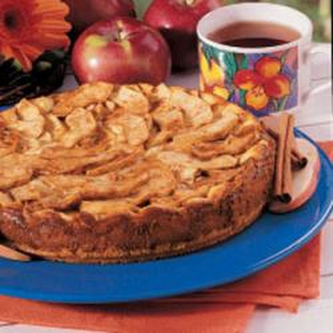 Bavarian Apple Torte