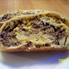 Cheeseburger Bread