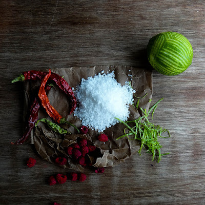Raspberry Lime Chili Sea Salt