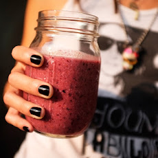 Ball Jar Smoothie