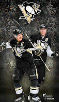 Screenshot of Pittsburgh Penguins Mobile