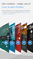 C Locker Pro (Widget Locker) 8.2.16 APK 2
