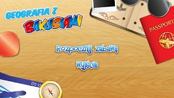 Screenshot of Geografia z Bakusiami