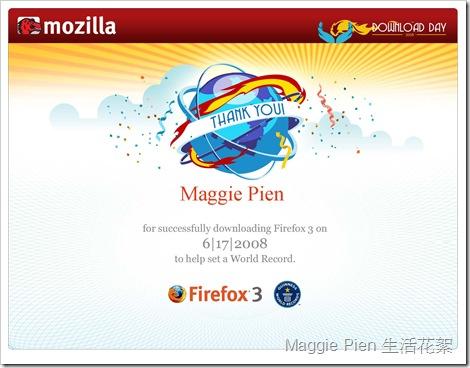MaggiePien's Download Day 2008