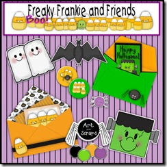 Freaky Frankie Preview One
