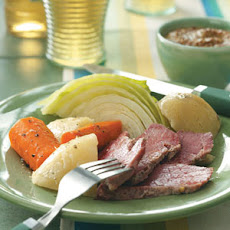 Traditional Boiled Dinner Recipe