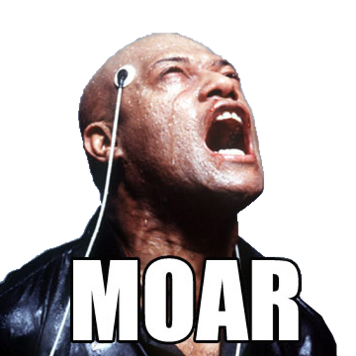 Moar 4chan LOGO-APP點子