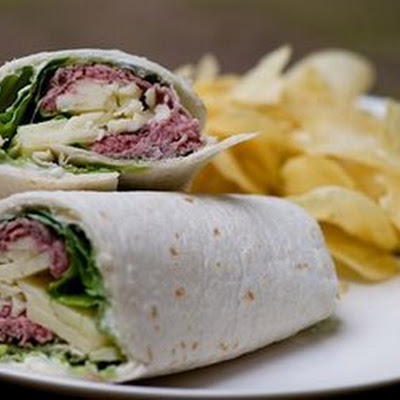 Roast Beef and Cheddar Roll-Ups