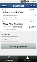 Screenshot of allpay