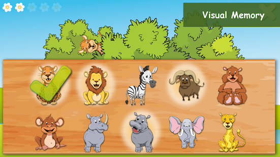 Memory Games for Cleverkiddos - screenshot