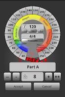 Screenshot of MetronomeDavidKBD