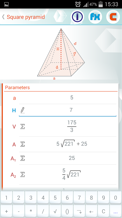Math Studio Screenshot 2