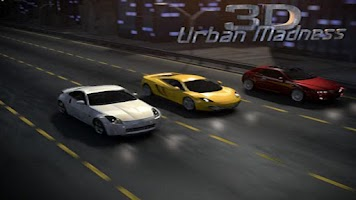 Screenshot of 3D Urban Madness