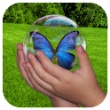 Bubble Pop Nature Kids Game icon