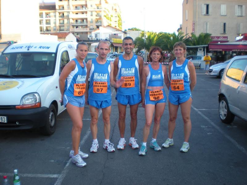 Corrida St Barthélémy 2008