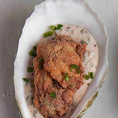 Fried Oysters with Spicy Rémoulade