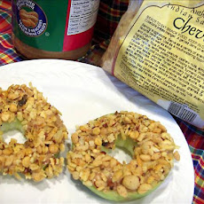 Crunchy Apple Rings