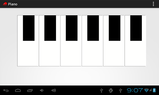 Kakoli Piano - screenshot